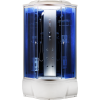Душевая кабина AQUACUBIC 90х90х220 3302A blue mirror