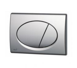 Кнопка смыва Alca Plast М-71 хром/глянцевая