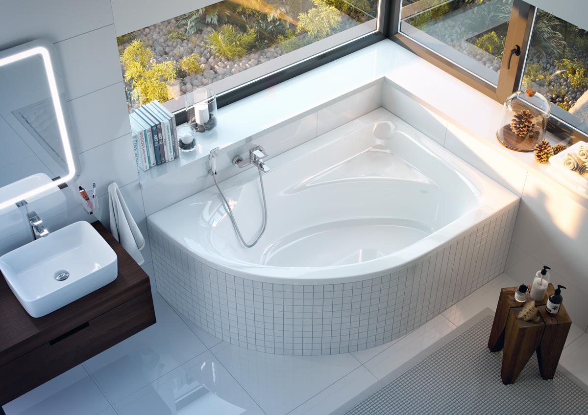 акриловая ванна купить в москве